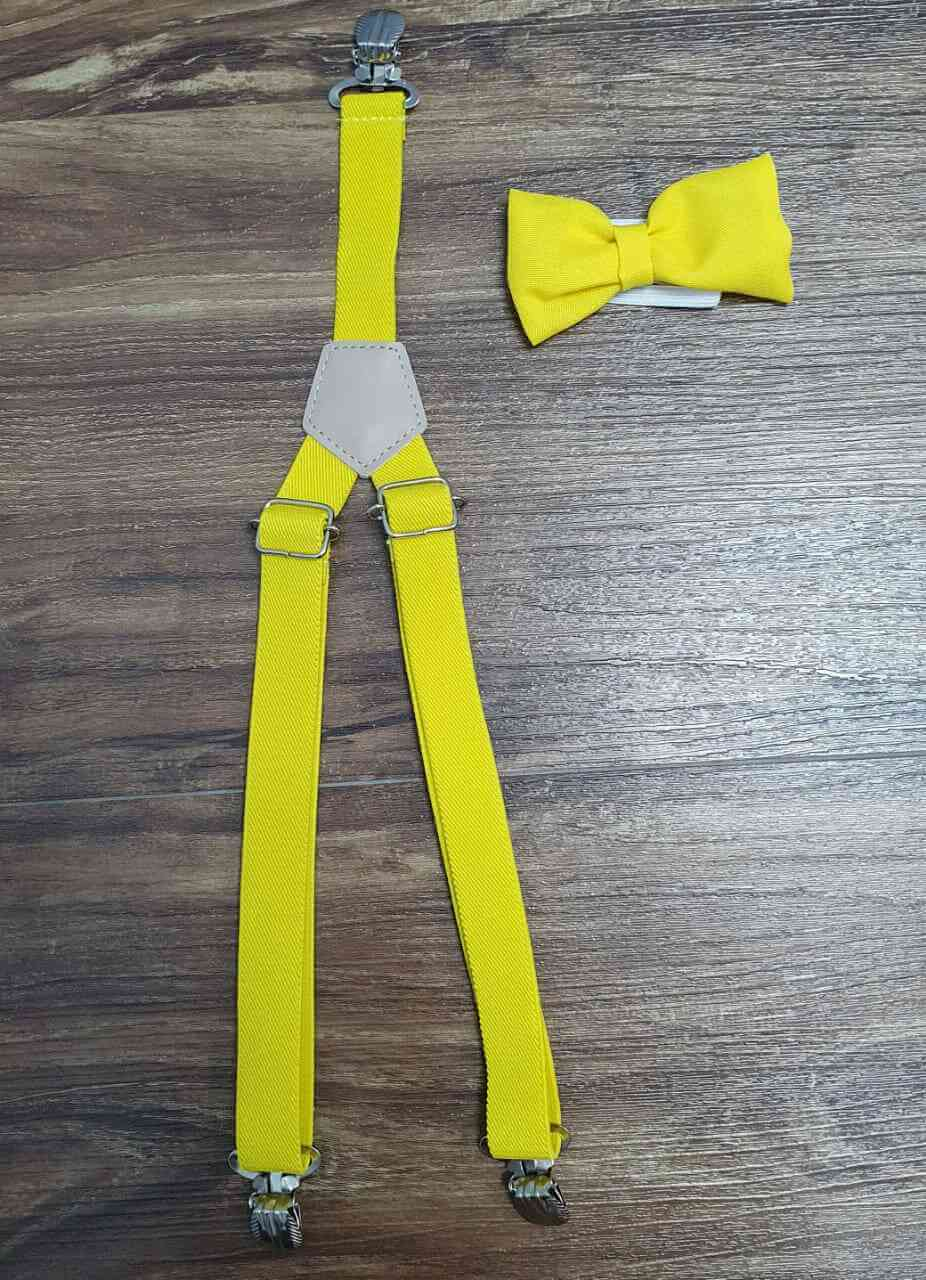 Conjunto Amarelo Circo