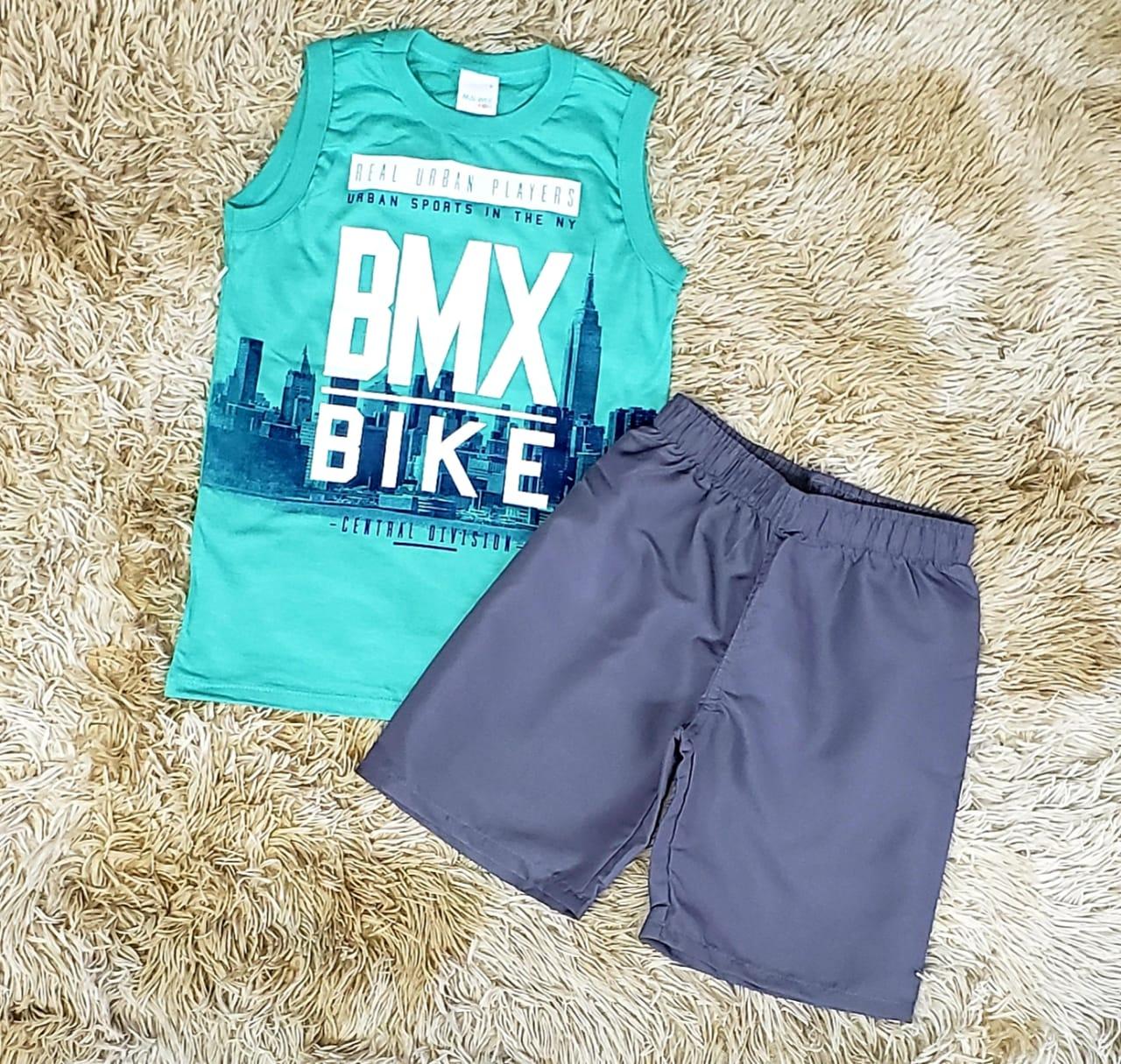Conjunto Bike BMX