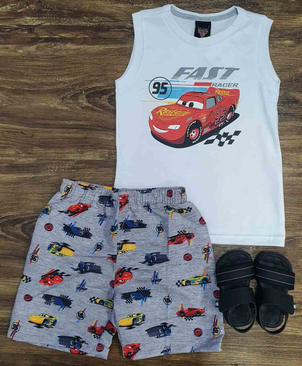 Conjunto Carros Infantil