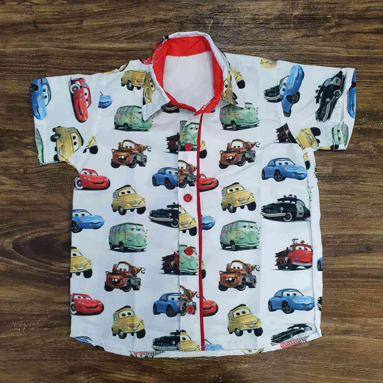 Conjunto Carros - McQueen