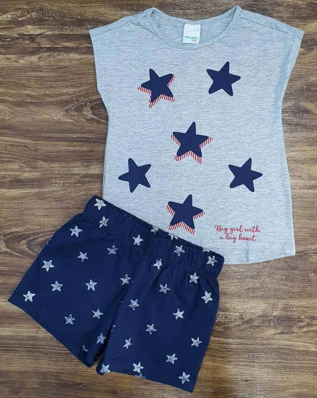 Conjunto Estrelas Infantil