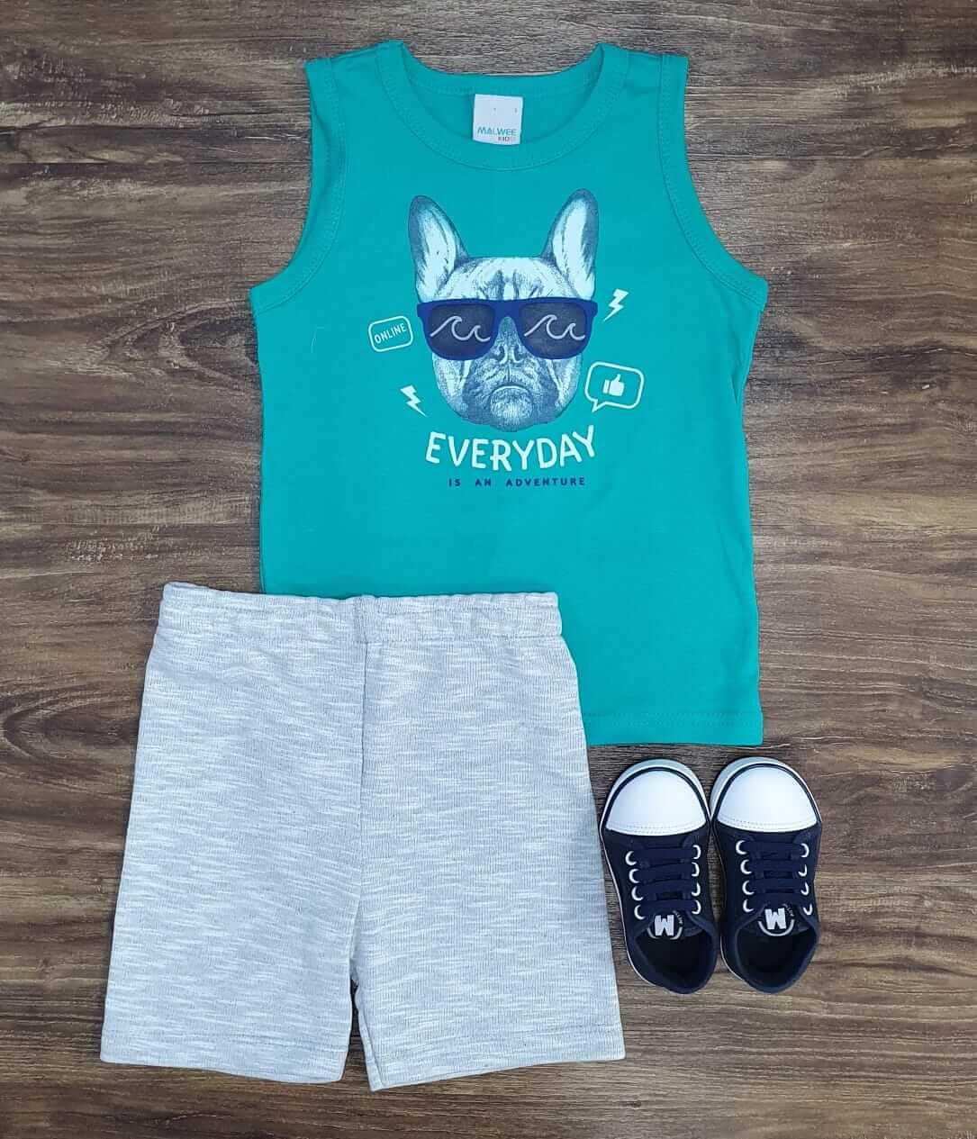Conjunto Every Day Infantil