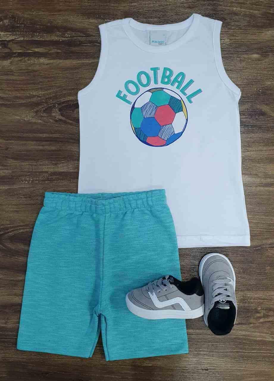 Conjunto Football Infantil