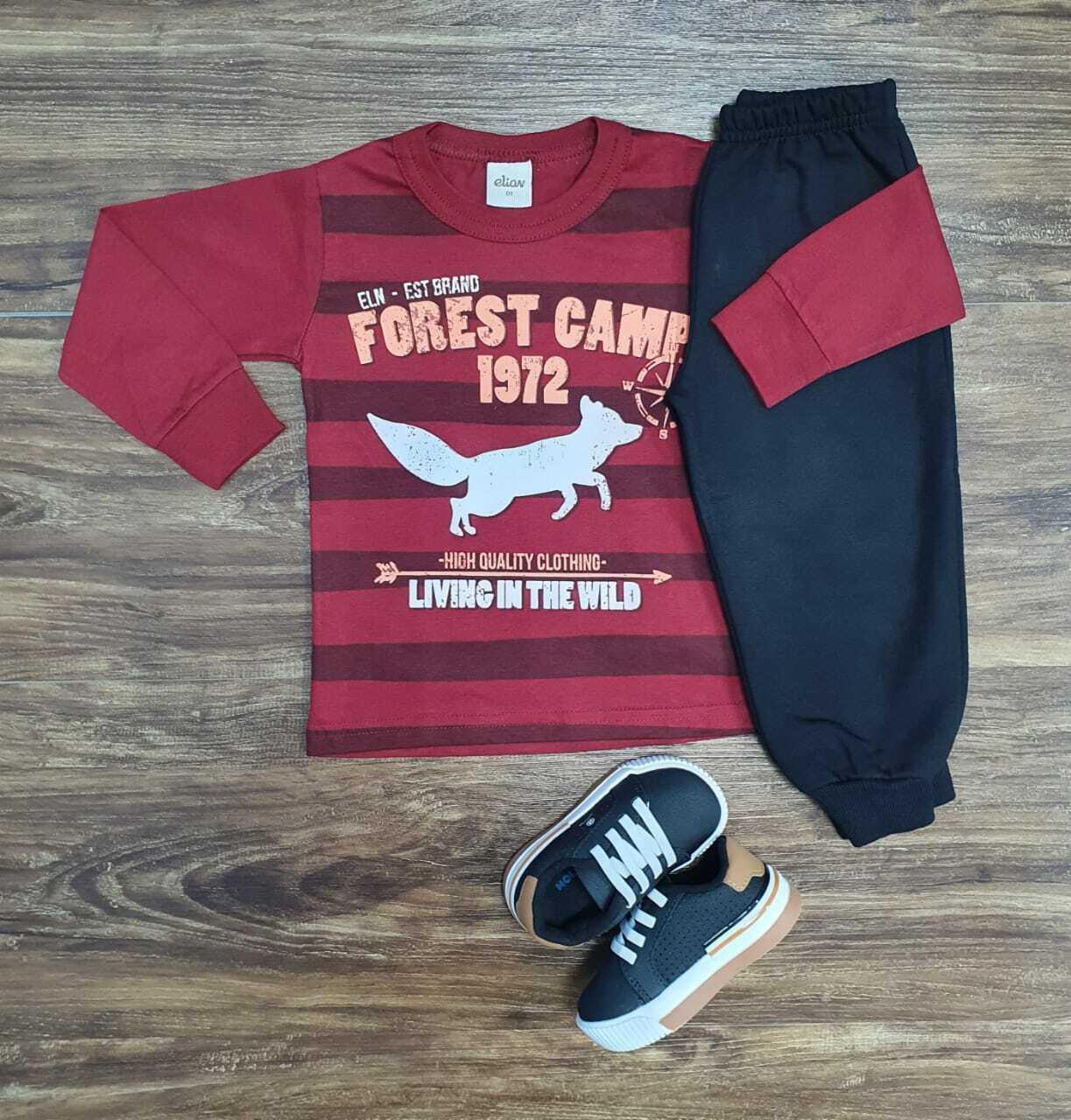 Conjunto Forest Infantil