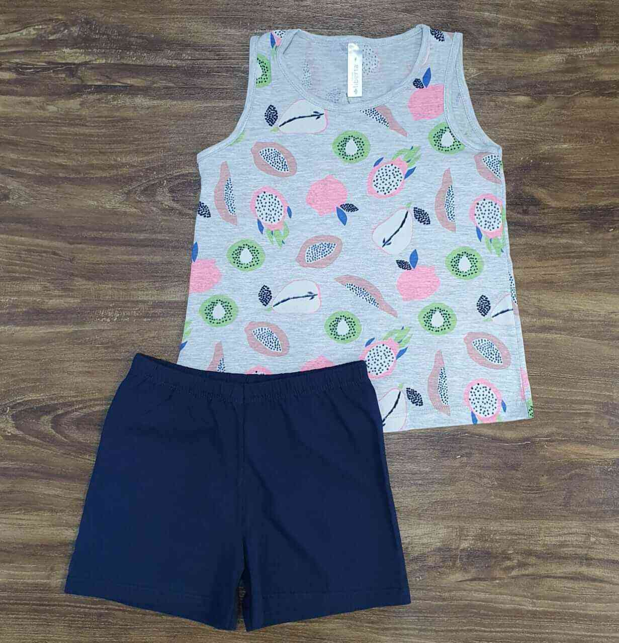 Conjunto Fruits Infantil