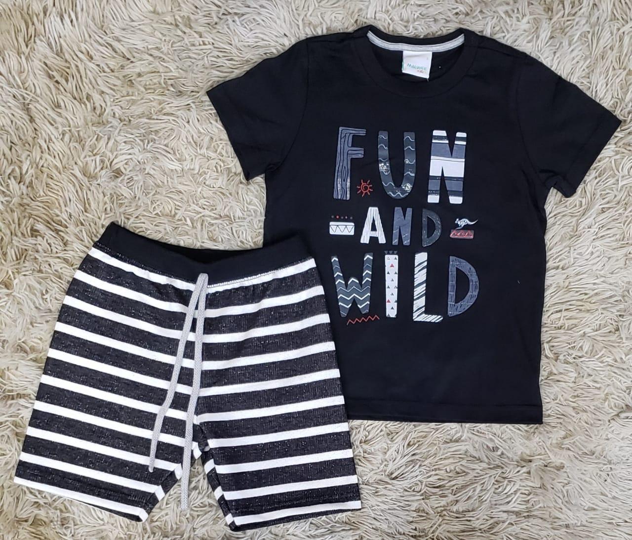 Conjunto Fun And Wild