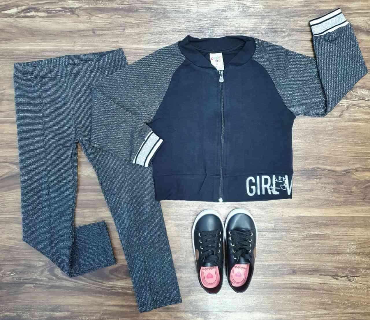Conjunto Girl Infantil