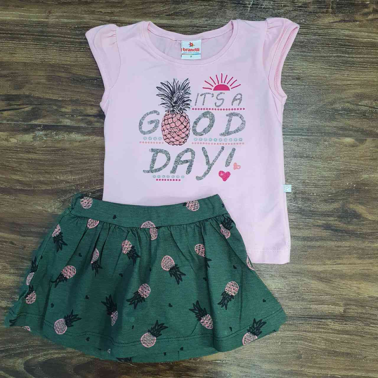 Conjunto Good Day Infantil