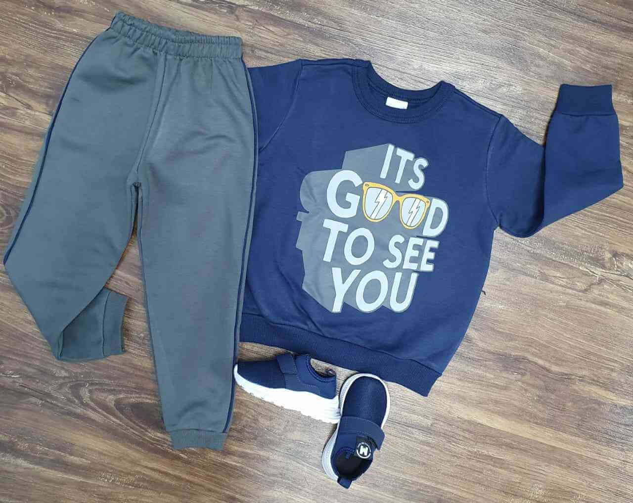 Conjunto Its Good Infantil