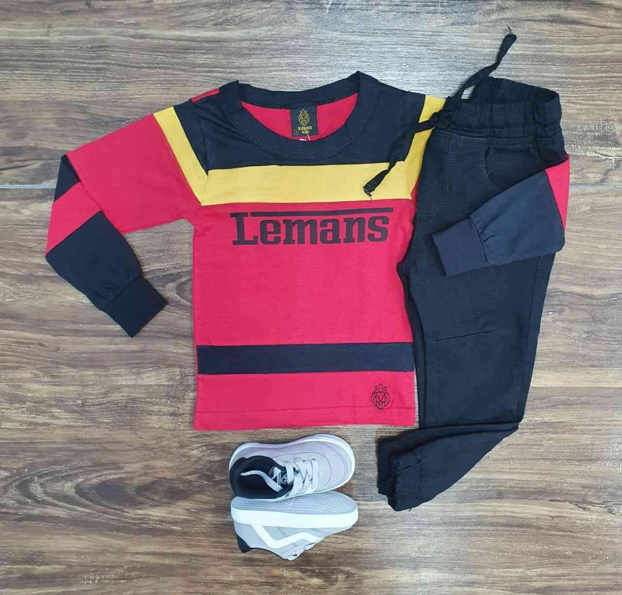 Conjunto Lemans Infantil