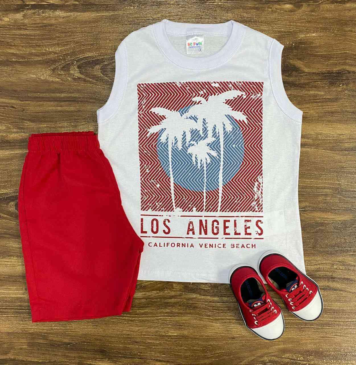 Conjunto Los Angeles Infantil