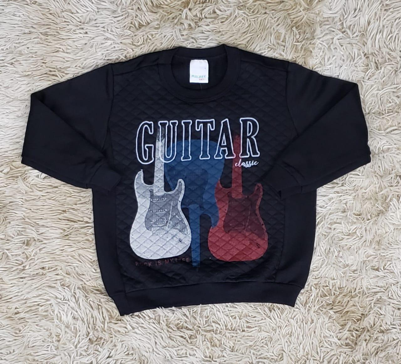 Conjunto Moletom Guitar