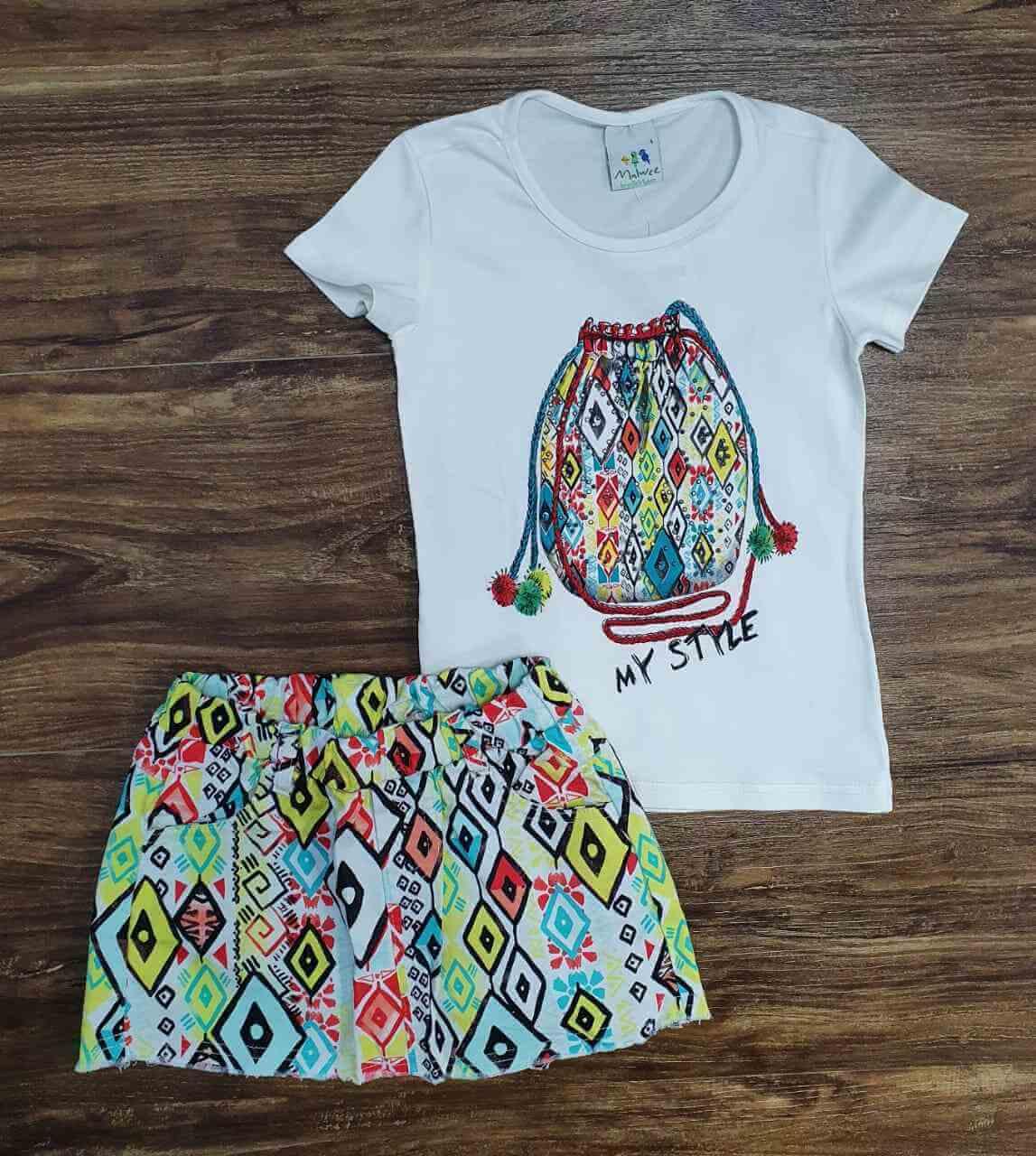 Conjunto My Style Infantil