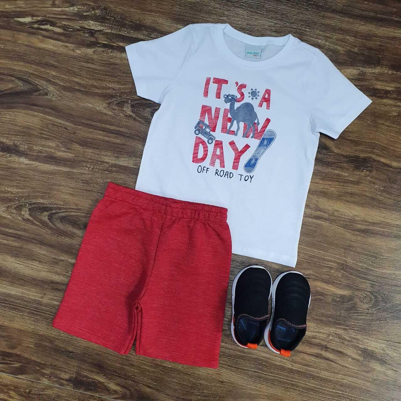 Conjunto New Day Infantil