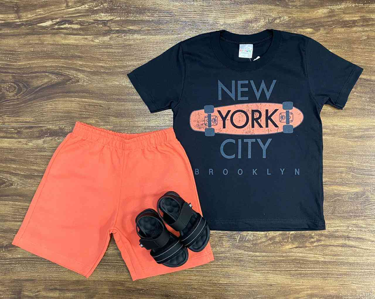 Conjunto New York City Infantil