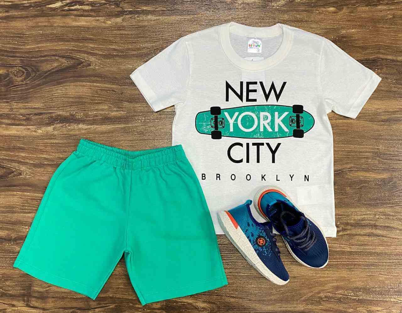 Conjunto New York City Infantil