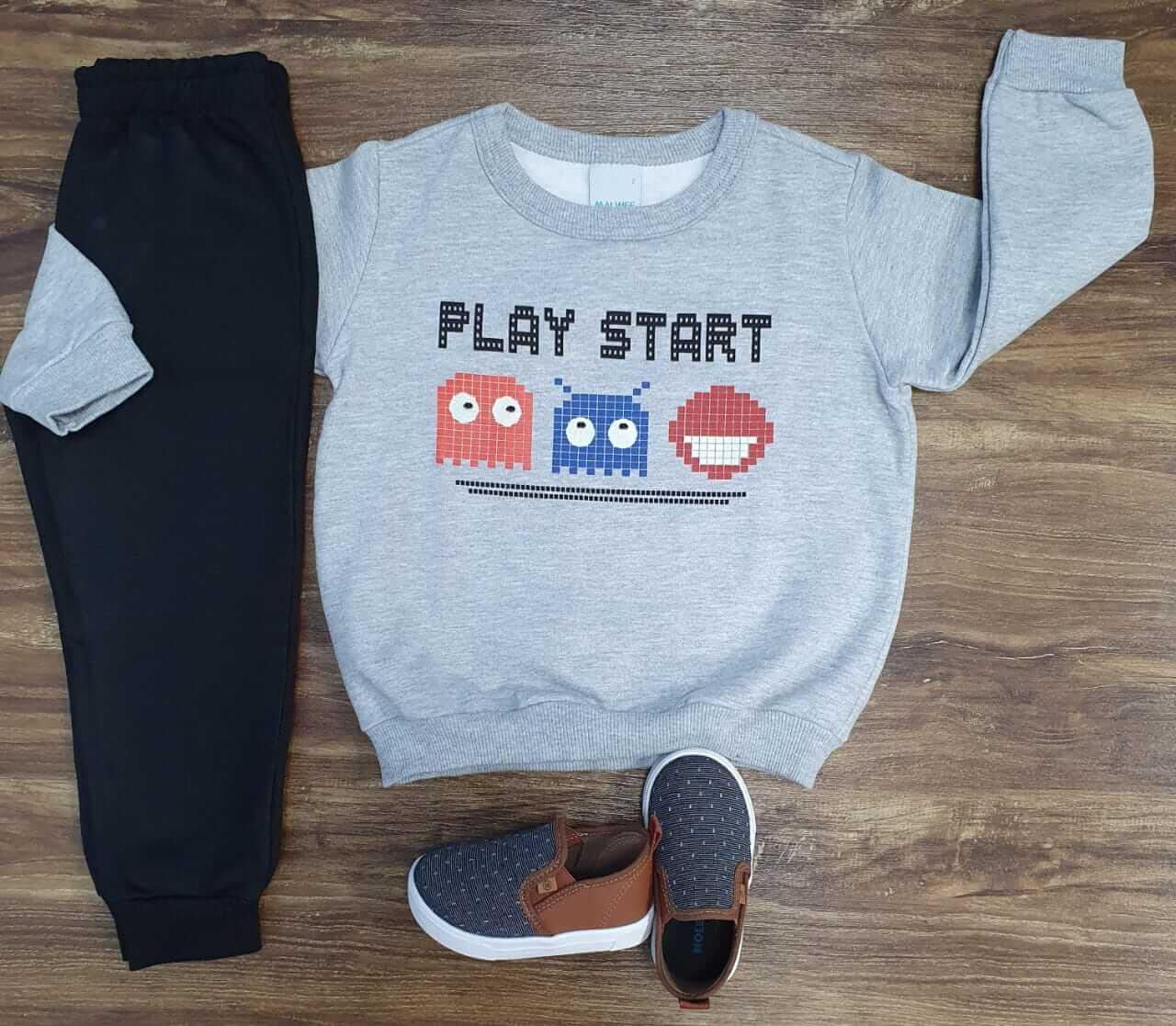 Conjunto Play Start Infantil