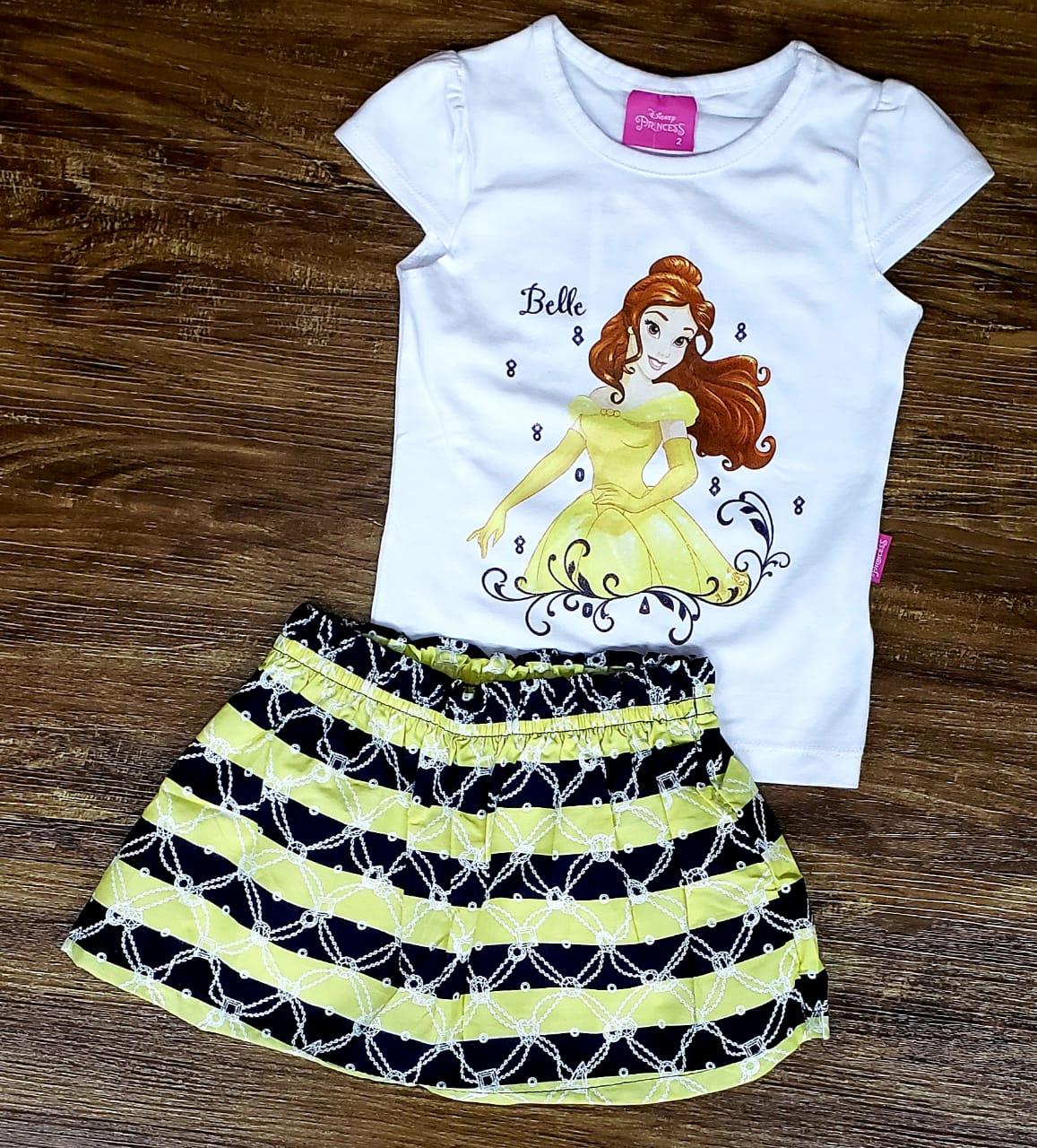 Conjunto Princesa Belle