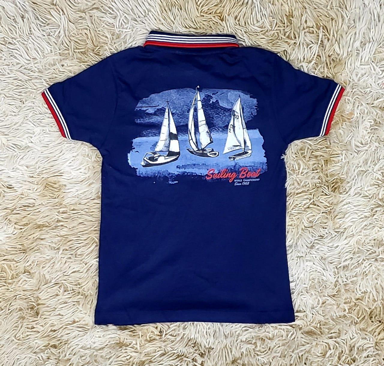 Conjunto Sailing Boat