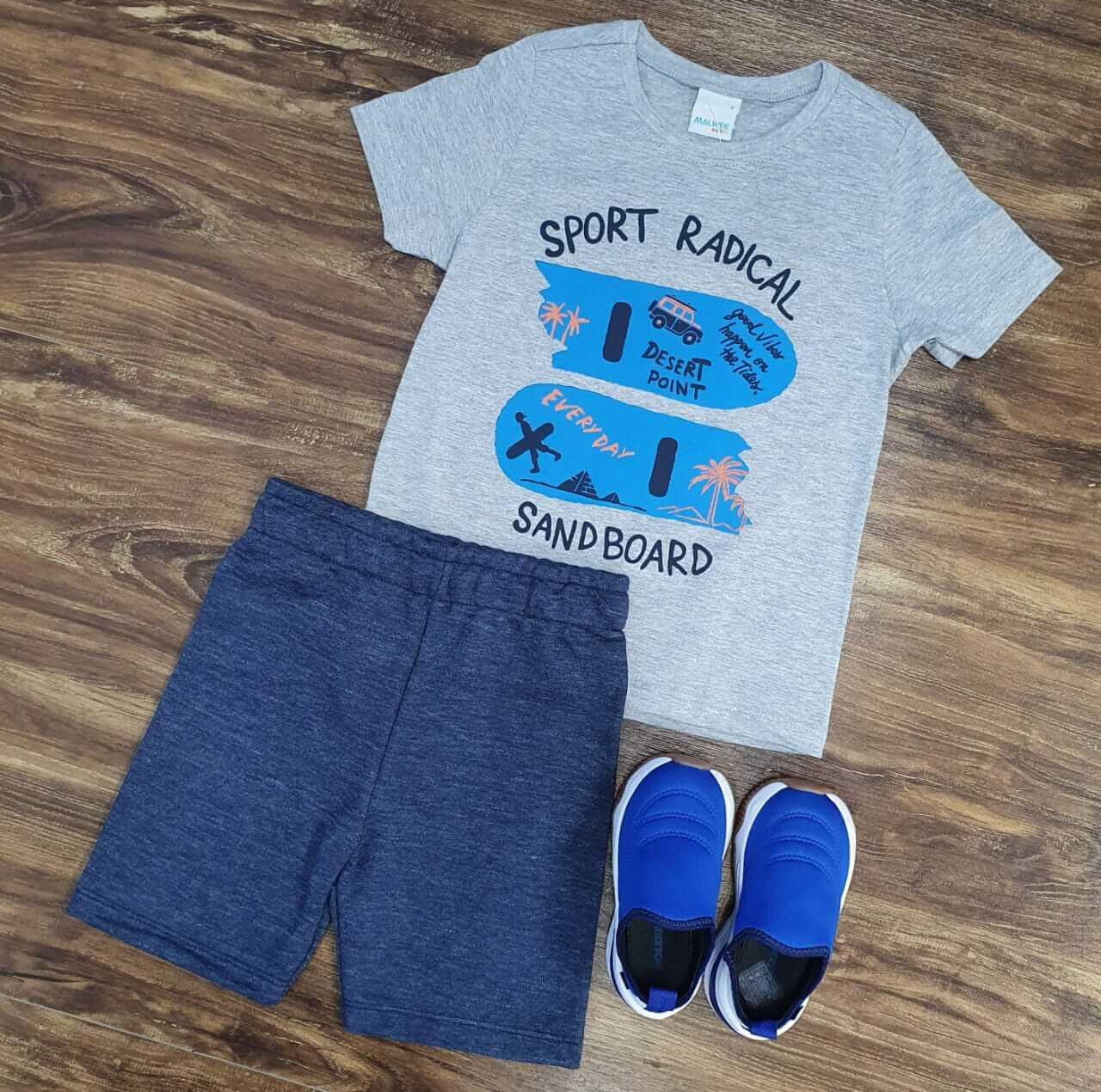Conjunto Sport Radical Infantil