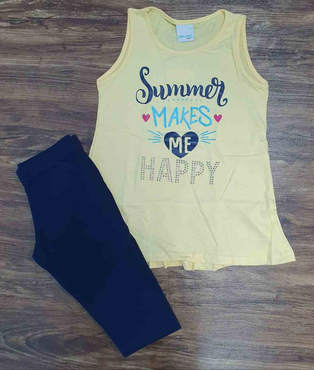 Conjunto Summer Infantil