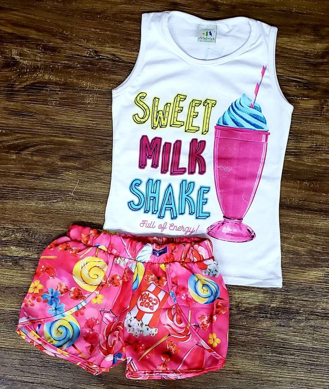 Conjunto Sweet Milk