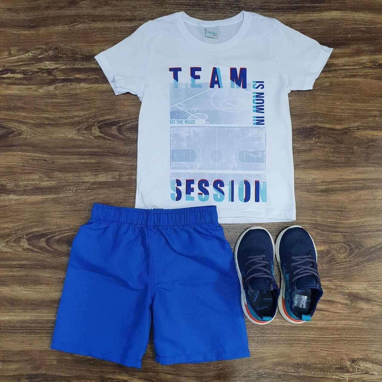 Conjunto Team Session Infantil