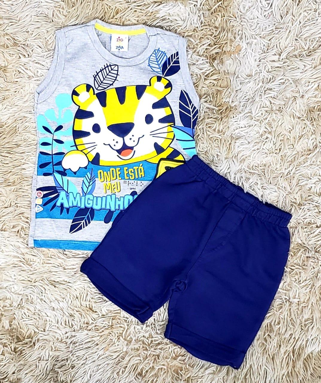 Conjunto Tiger