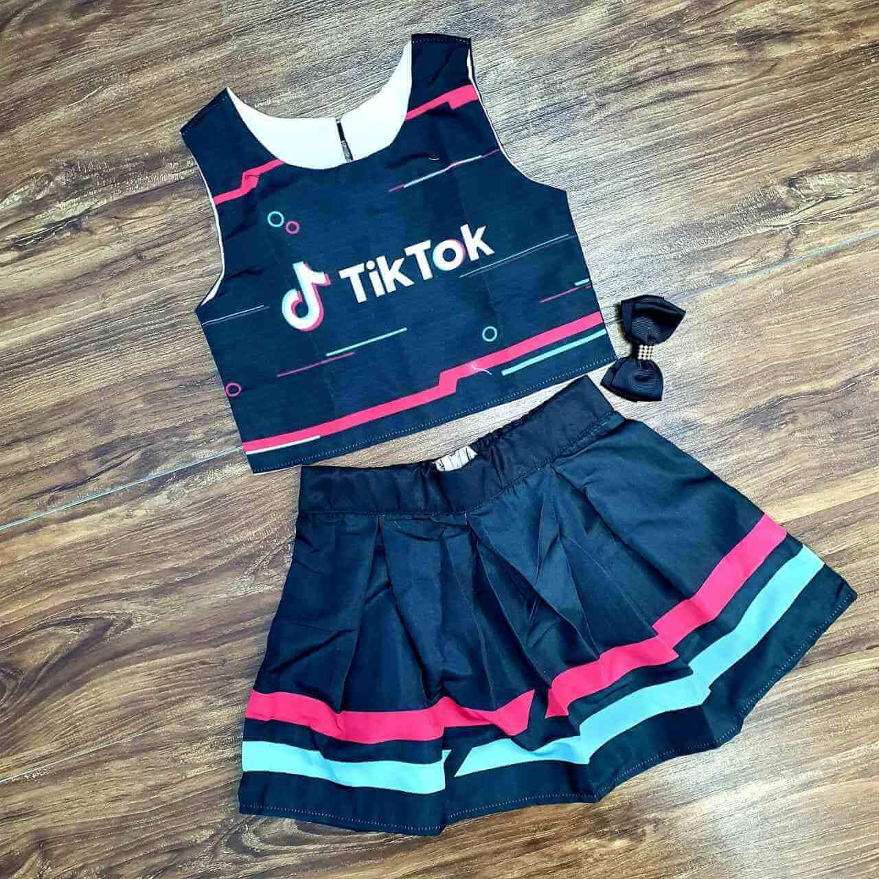 Conjunto TikTok Infantil