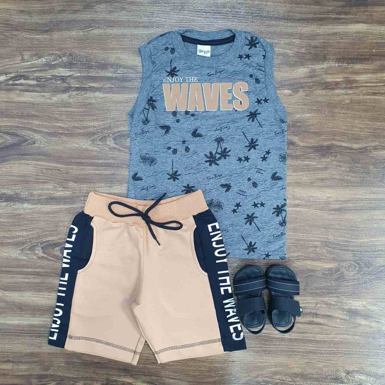 Conjunto Waves Infantil