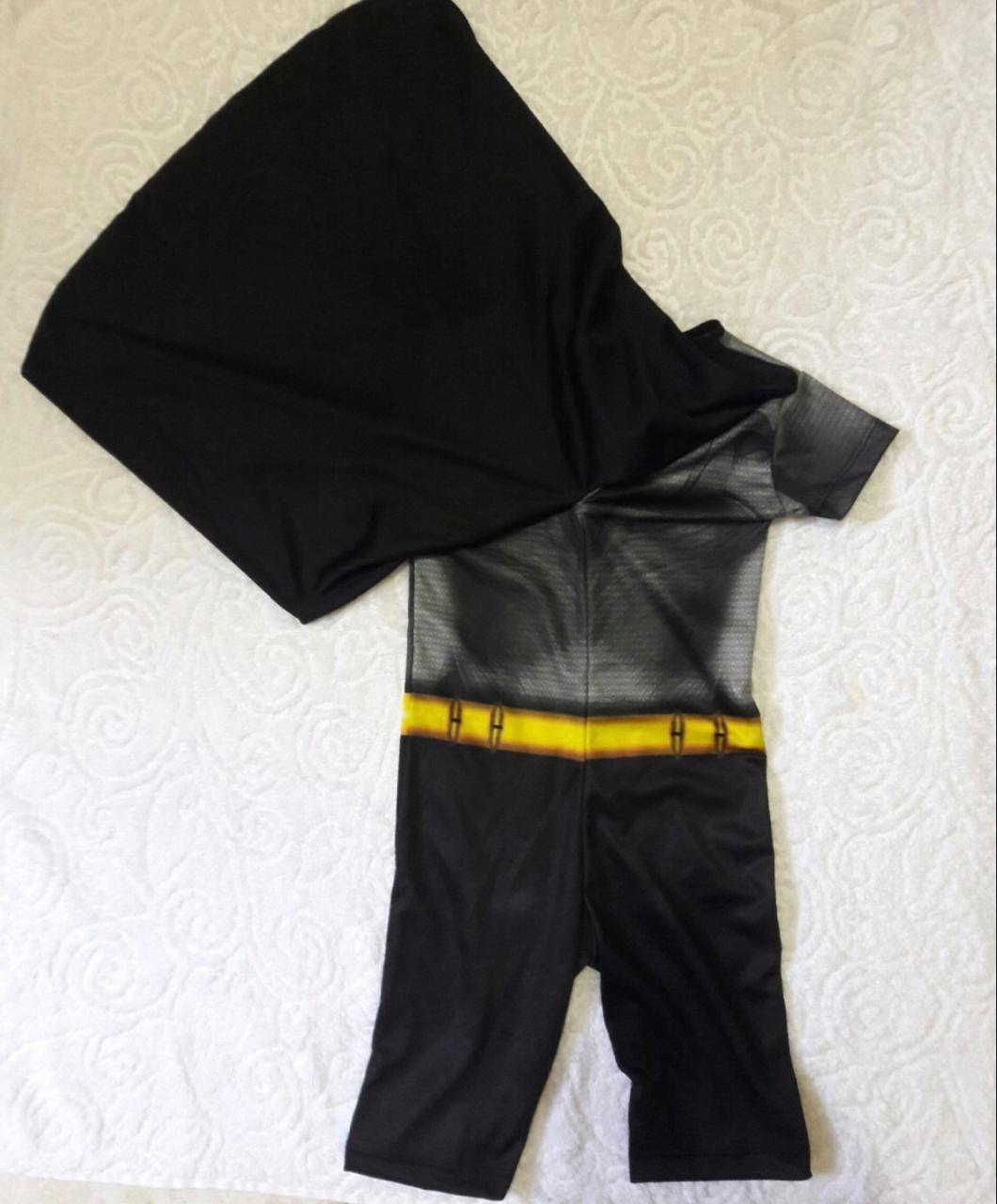 Fantasia Batman com Máscara