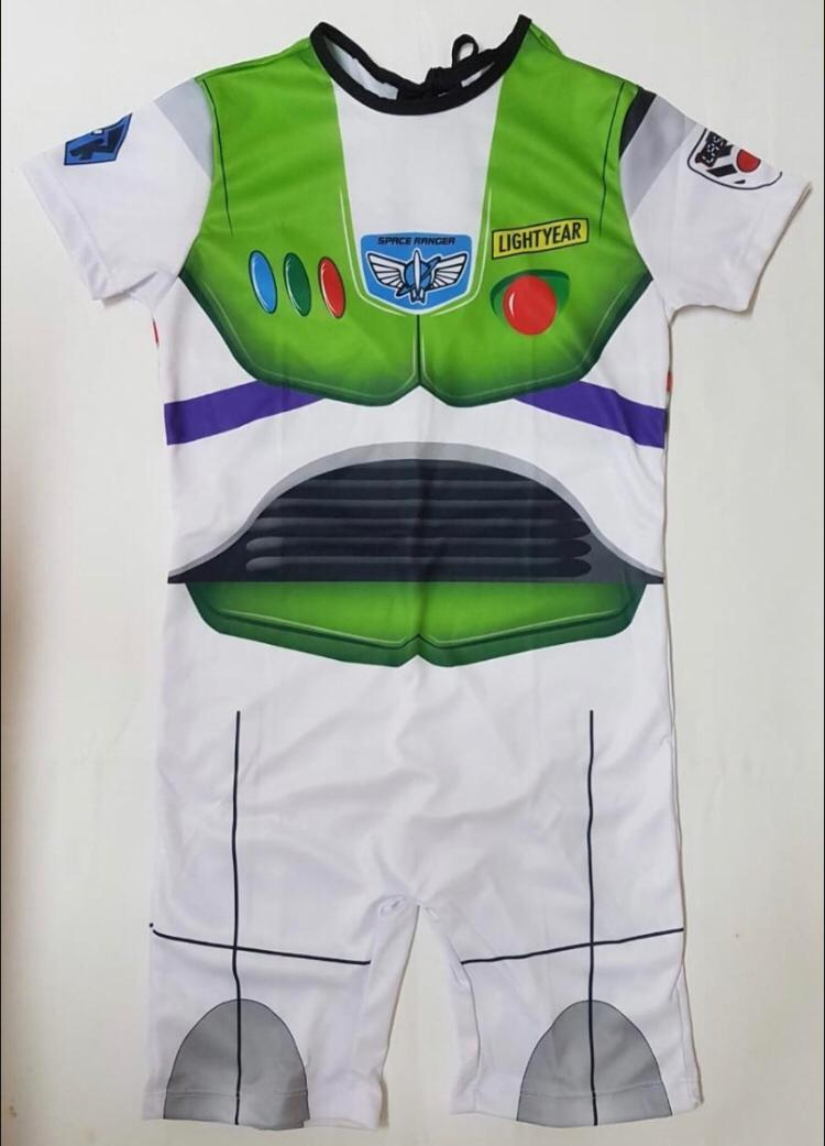 Fantasia Buzz Lightyear - Toy Story