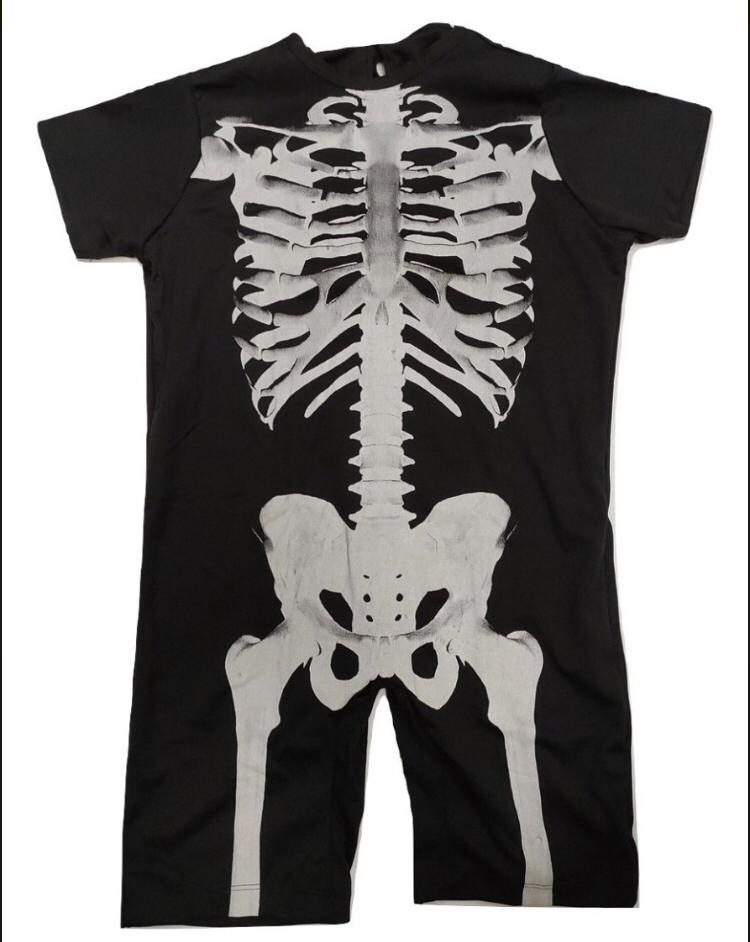 Fantasia Esqueleto