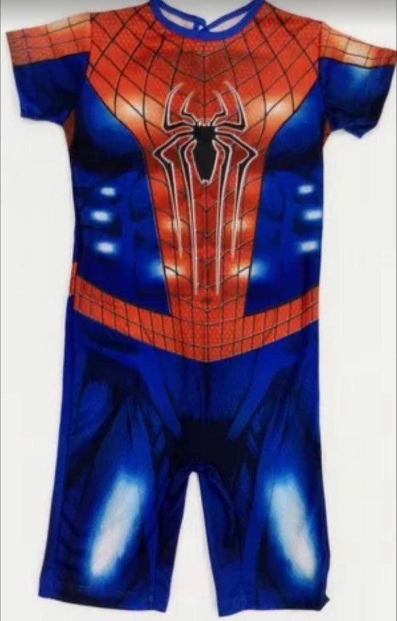 Roupa Temática Homem Aranha