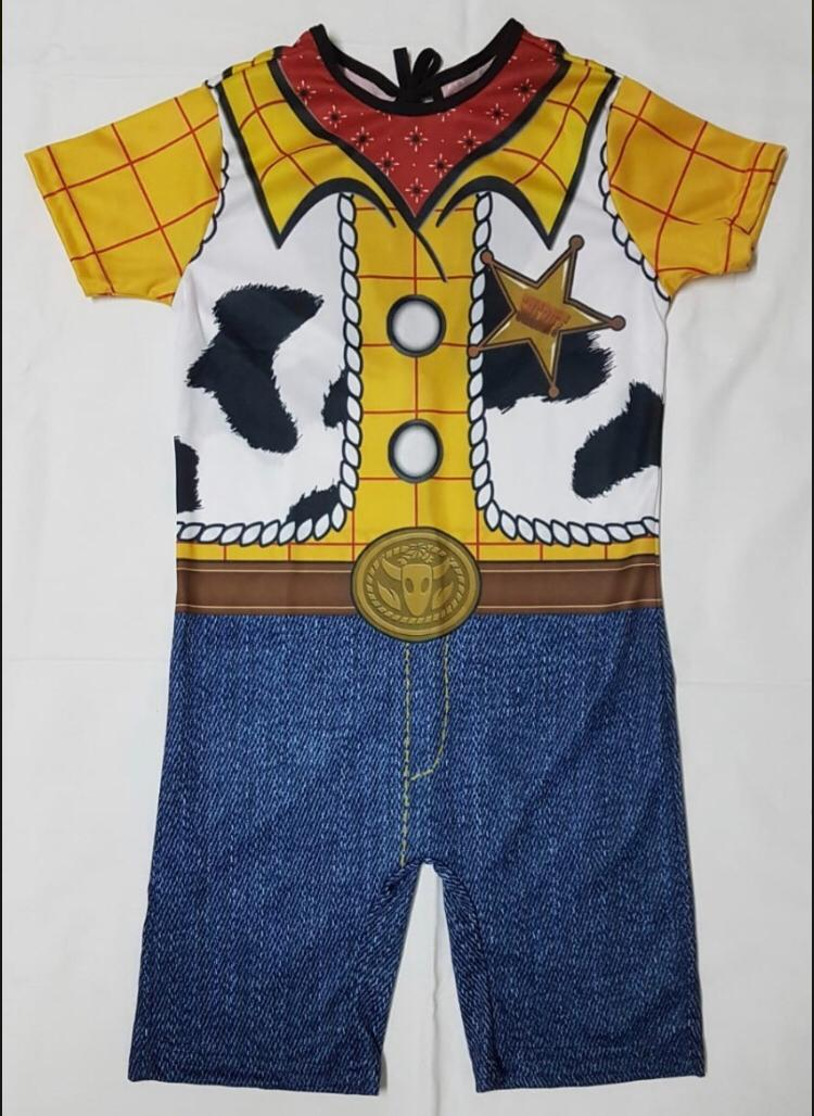 Roupa Toy Story - Woody
