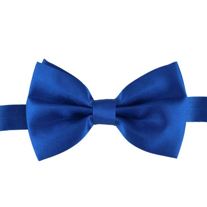 Gravata Borboleta Azul