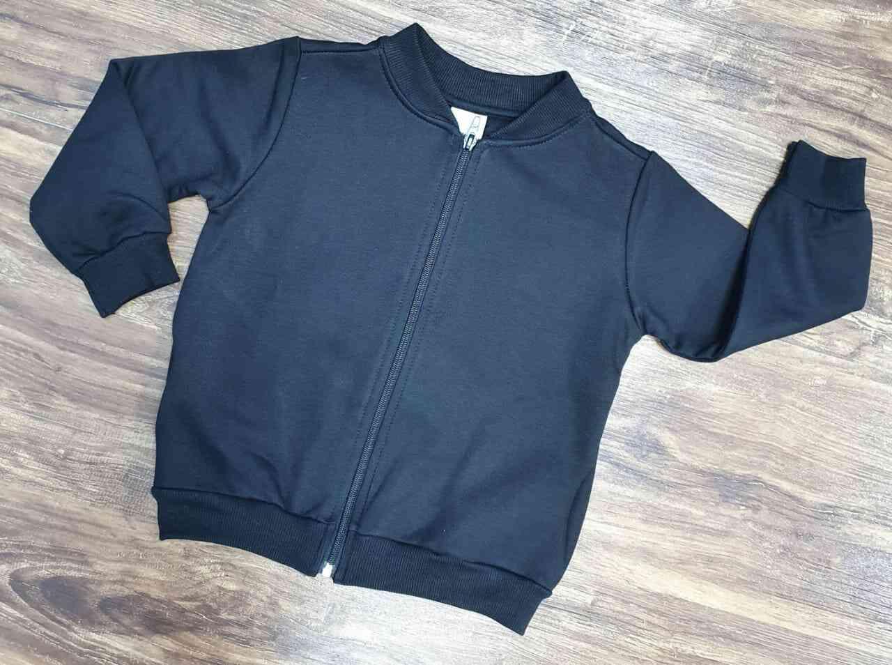 Jaqueta de Moletom Infantil