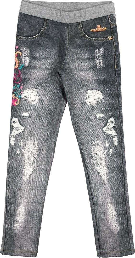 Legging Colorittá Cinza