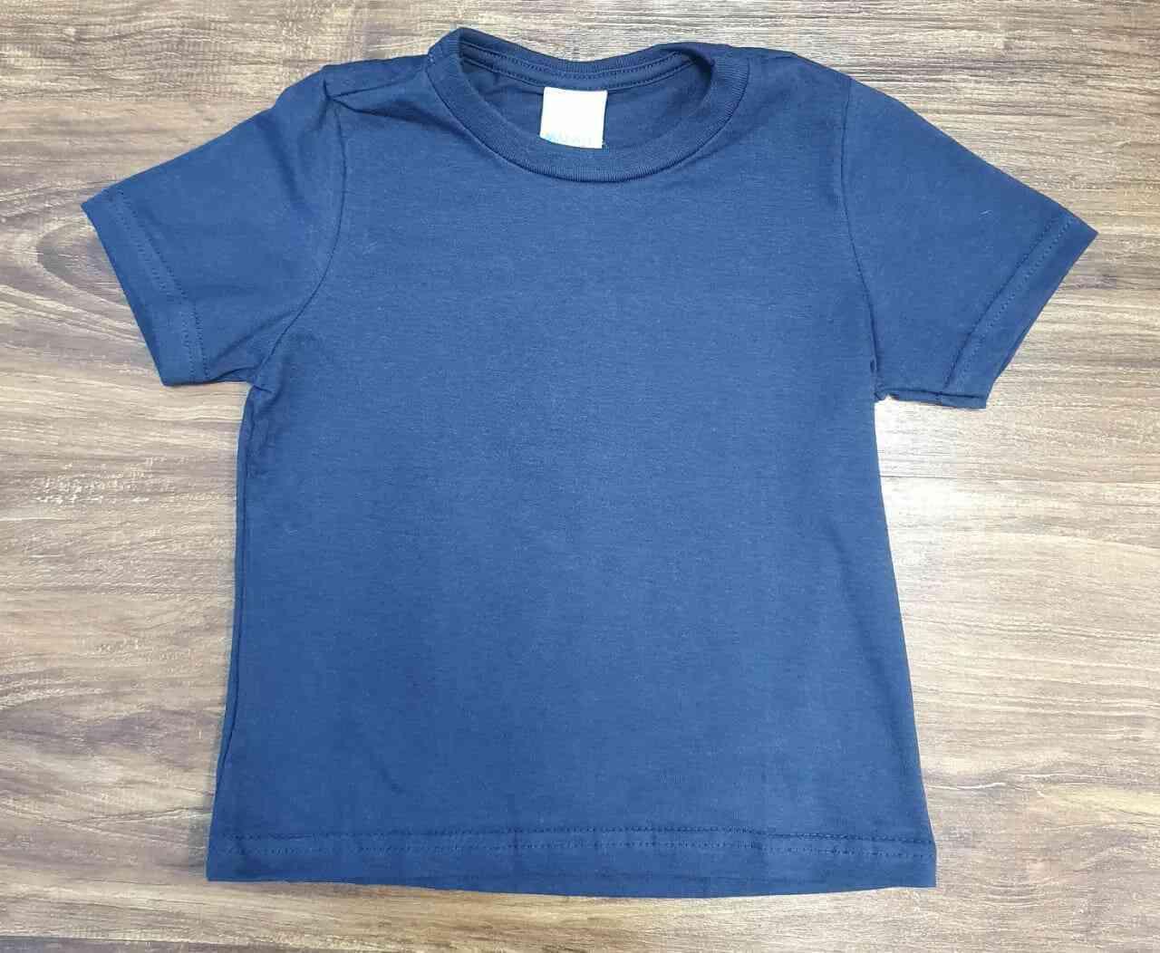 Look Léo O Caminhão Com Camiseta Azul Infantil