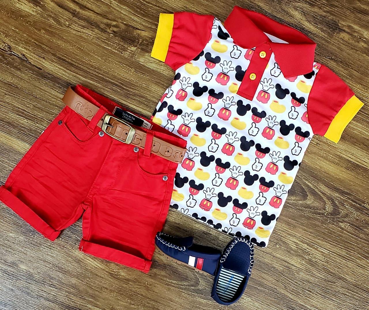 Look Mickey
