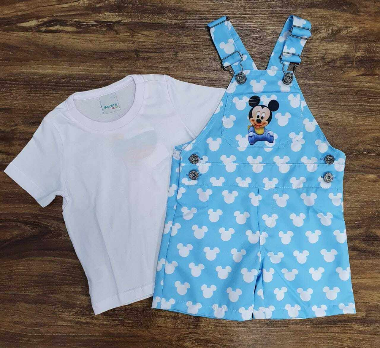 Look Mickey Baby Infantil