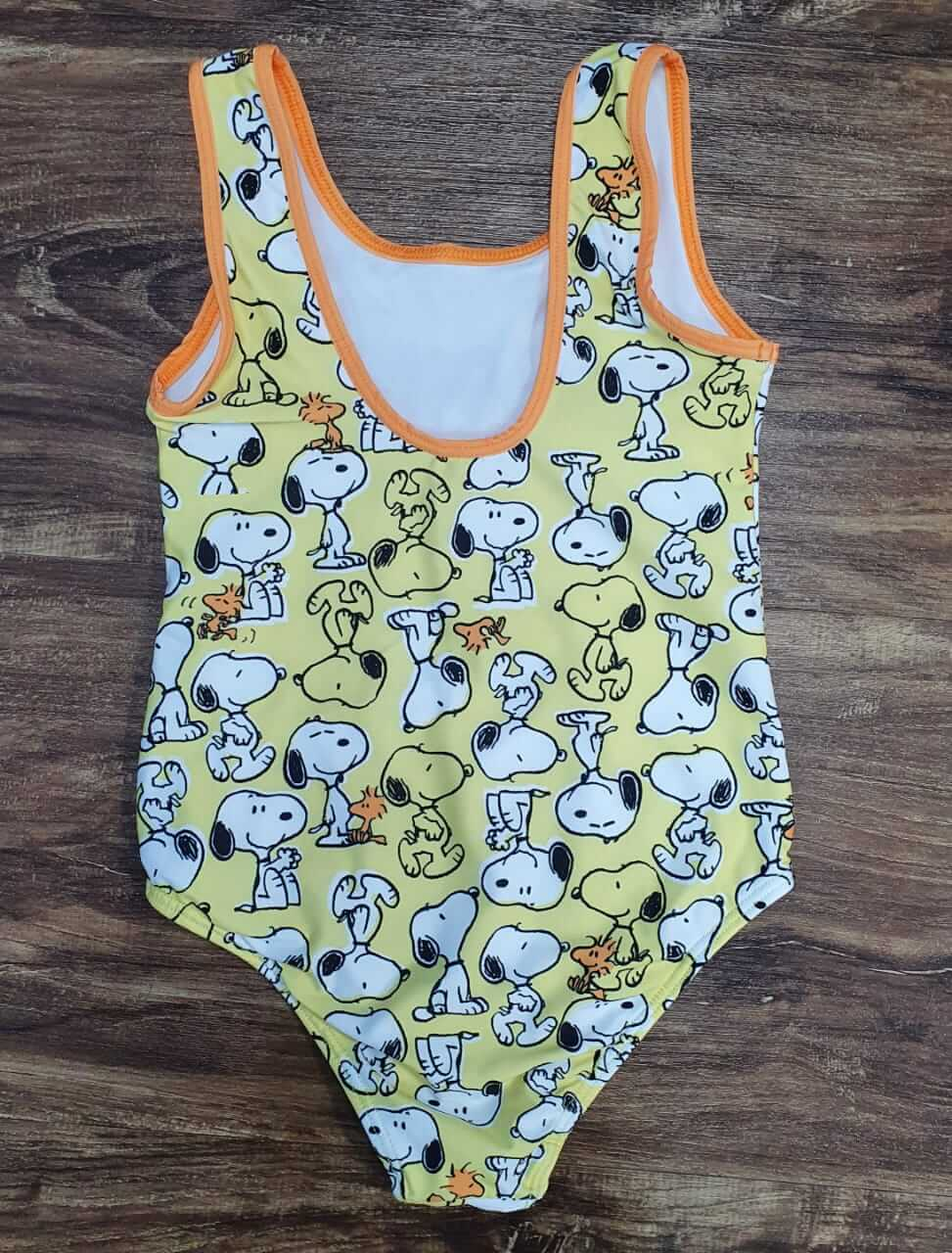 Maiô Snoopy Infantil