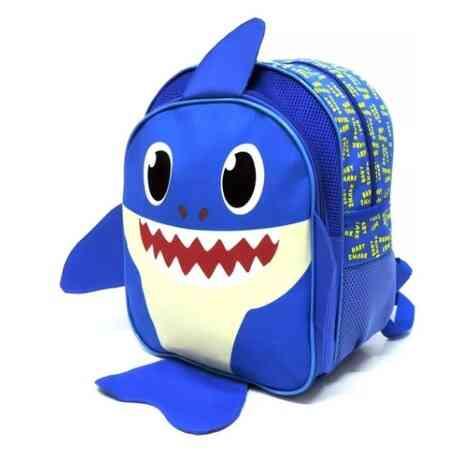 Mochila Baby Shark Infantil