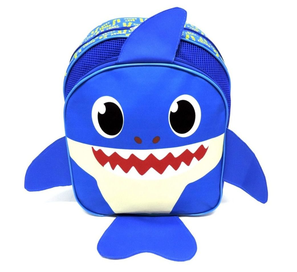 Mochila de Costas Baby Shark