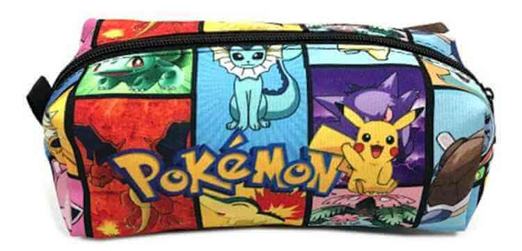 Mochila de Rodinhas Pokémon Infantil
