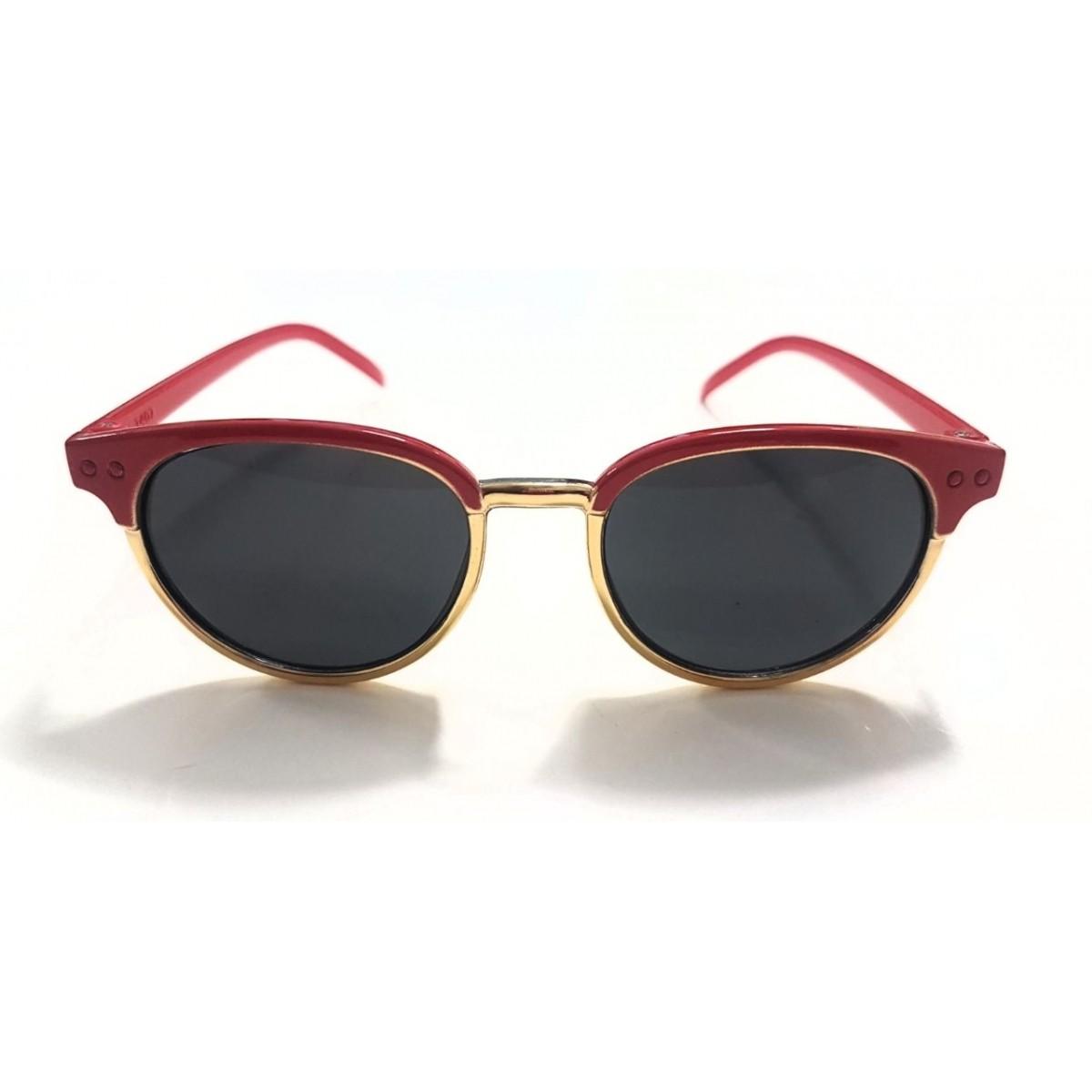 Óculos de Sol Infantil Cat Vermelho