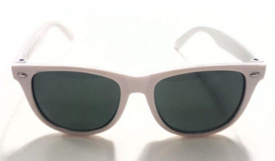 Óculos de Sol Infantil Branco