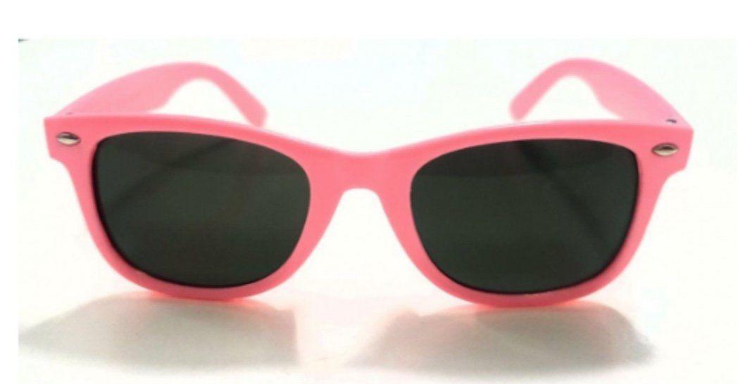 Óculos de Sol Rosa Infantil