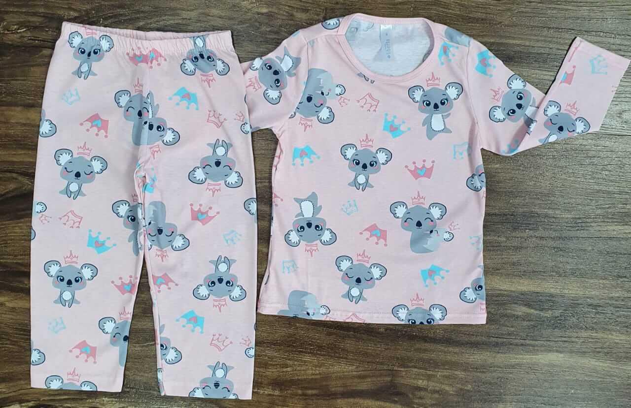 Pijama Coala Infantil