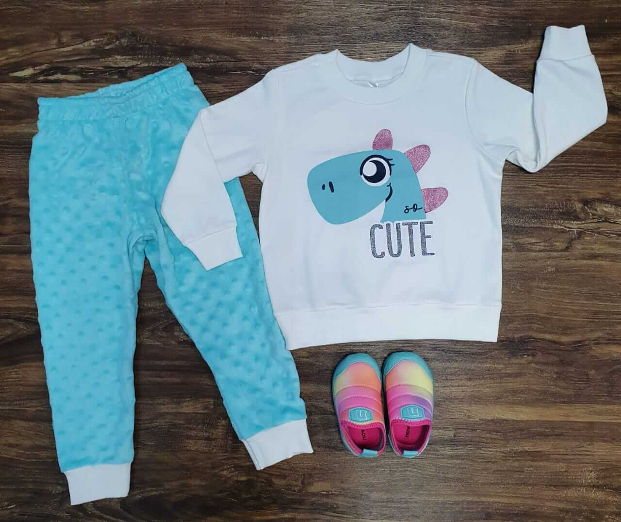 Pijama Cute Infantil
